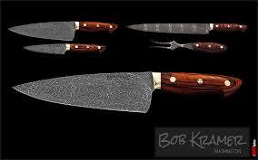 anthony bourdain on kitchen knives i heart knives bob kramer washington i heart knives