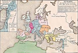 Map Of Ancient Europe by Old Map Of Europe 12th Century London U2022 Mappery