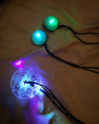 zero orbit rave toy led orbit light emazinglights