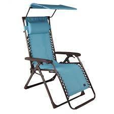 backpack zero gravity chair blue