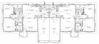 Duplex House Floor Plans Layout Plan Of Duplex House House And Home Design