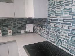white kitchen cabinets with blue tiles 3 blue kitchen backsplashes you ll