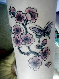 cherry blossom tattoos cherry blossom tattoo photo 2 by