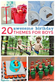 birthday themes for 20 amazing boy party themes party ideas tip junkie