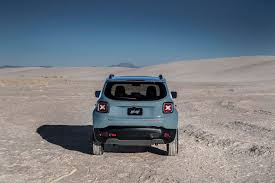 sand dune jeep 2015 jeep renegade hits the dunes