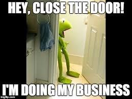 Funny Kermit Memes - kermit on toilet imgflip