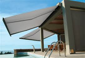 Awnings Townsville Shan Folding Arm Awning Blinds For You Townsville