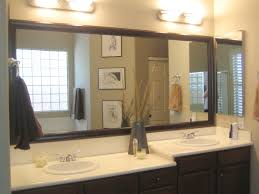 cherry bathroom mirror home design ideas and pictures