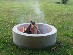Concrete Firepit How To Make A Concrete Pit Or Bowl In 5 Easy Steps