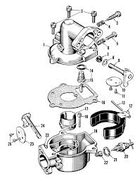 zenith 12924 carburetor kit manual and parts