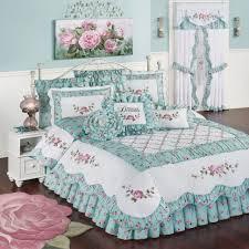 jcpenney girls bedding bedding orange flower bedding pink white bedding mint and pink