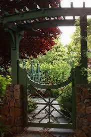 36 best gates u0026 fences images on pinterest garden fences garden
