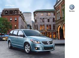 2009 volkswagen routan brochure usa by ted sluymer issuu
