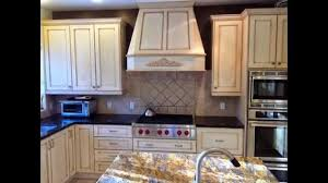 Kitchen Cabinets In Calgary Kitchen Cabinet Refinishing Calgary Youtube