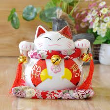 wedding gift opening fan lucky lucky cat ornaments wedding gift opening trumpet