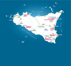 Sigonella Italy Map by Golf In Sicily Visit Sicily Official Page