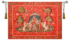 Thick Wall Tapestry Medieval Tapestries