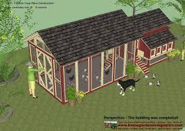 home garden plans s102 chicken coop plans construction