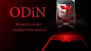 odin world u0027s first projection mouse by serafim u2014 kickstarter