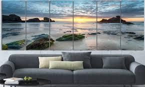 Landscape Canvas Prints by 31 Off On Multi Panel Canvas Prints Groupon Goods