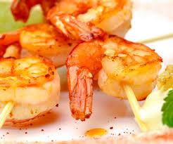 cuisiner les langoustines entrée facile brochettes gourmandes de langoustines