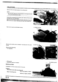 honda 250r service manual cap 4 5 6 xr400 2di2 pdf download