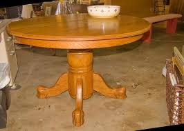 round oak kitchen table 127 best round dining table images on pinterest dining rooms