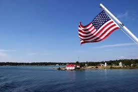 Whiskey Flag How A Mormon King Shaped A Sleepy Island In Lake Michigan