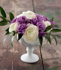 floral centerpieces 16 chic diy floral wedding centerpieces happywedd