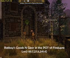 grand opening of ratboy u0027s goods n gear in the pot of findupre