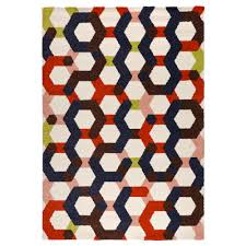 Orange Area Rug With White Swirls Shag Rug Ikea Shag Rugs Ikea Walmart Rugs 8x10 Walmart Com Area
