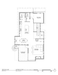 residential floor plan gallery of residential design innovation in downtown kirkland