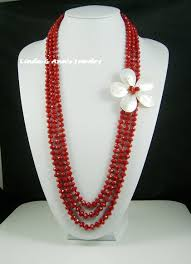 long red necklace images Long red necklace necklace wallpaper jpg