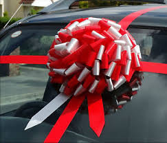 big bow for car present big bow car bow large present gift bow superfast
