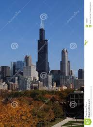willis sears tower stock images image 17358284
