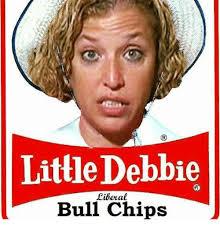Debbie Meme - little debbie liberal bull chips meme on me me