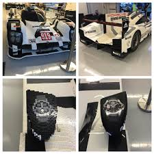 lego porsche 919 events