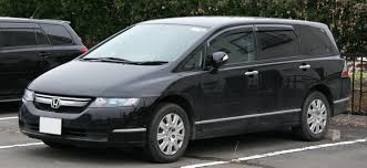 Honda Odyssey U2013 Pictures Information And Specs Auto Database Com