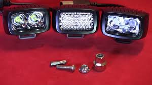 rigid industries backup light kit anti theft kit for srm srq series led rigid industries snake