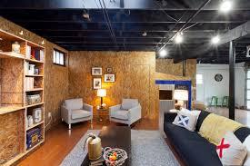 25 stunning industrial basement design