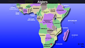 Africa Map Quiz Fill In The Blank by Map Of Africa Quiz Fill In And Roundtripticket Me