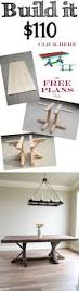 best 25 diy table legs ideas on pinterest farmhouse lighting