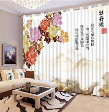 online get cheap flower kitchen curtains aliexpress com alibaba