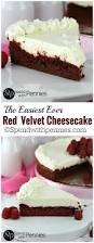 easy red velvet cheesecake spend with pennies