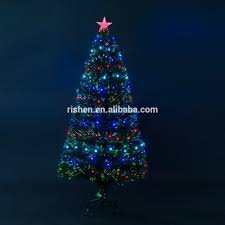 7ft Artificial Christmas Tree With Lights by 7ft Fiber Optic Christmas Tree 7ft Fiber Optic Christmas Tree