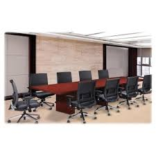 Quill Conference Table Llr69943 Lorell Modular Cherry Conference Curved Table Base Zuma