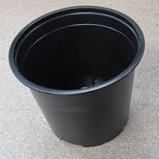 50x round modiform 2 litre plastic plant pots 17cm 14 95