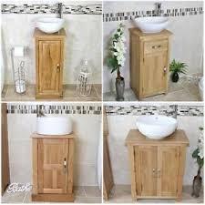 solid oak bathroom cabinet oak under sink bathroom cabinet