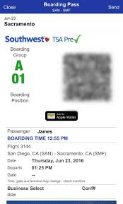 Business Mileage The Holy Grail by Southwest Airlines Domestic Coach Sacramento To San Diego And