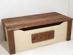 Handmade Solid Wood Toy Box fgs leeds ltd